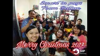 SIP Batam Christmas event