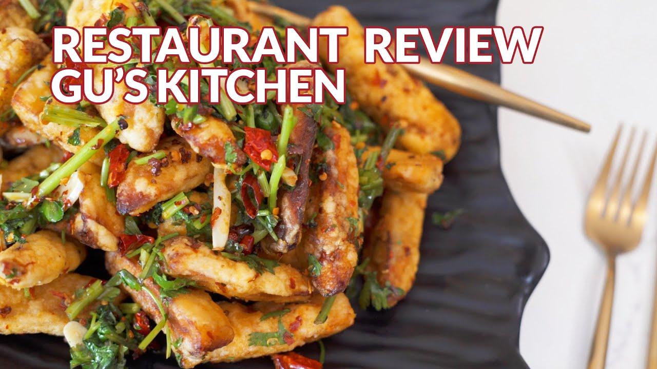 Restaurant Review Gu S Kitchen Atlanta Eats Youtube