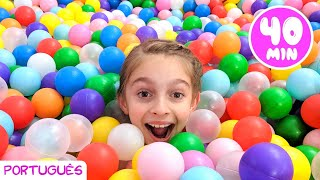 Brincando no Playground e outras canções infantis por Sunny Kids Songs em Português