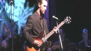 JW-Jones at 2009 Maple Blues Awards