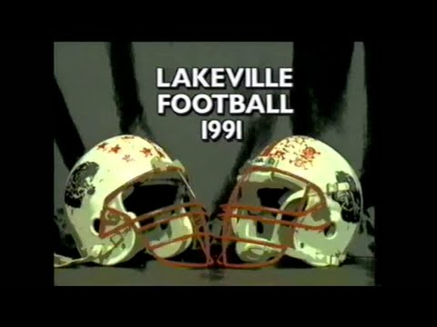 1991 Lakeville Panther Football