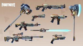 Vindertech Disintegrator!! FORTNITE SAVE THE WORLD