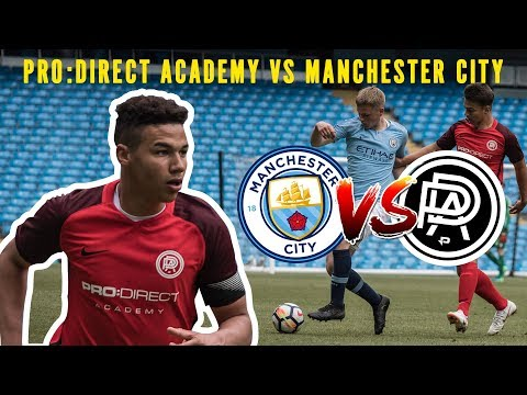 PD ACADEMY VS PREMIER LEAGUE CHAMPIONS!