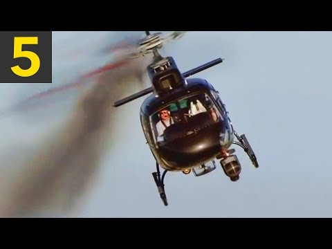 Top 5 Amazing Helicopter Emergency Landings