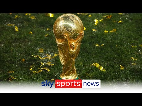 UK & Ireland 2030 World Cup bid backed by government