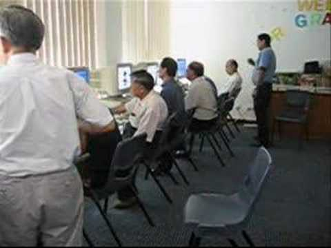Computer Lessons at Henderson Community Club