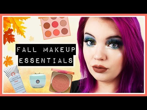 Favorite Makeup Products For Fall & Winter! thumbnail