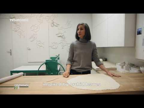 Alice Riehl sur TV5 Monde dans l'émission Tendance XXI