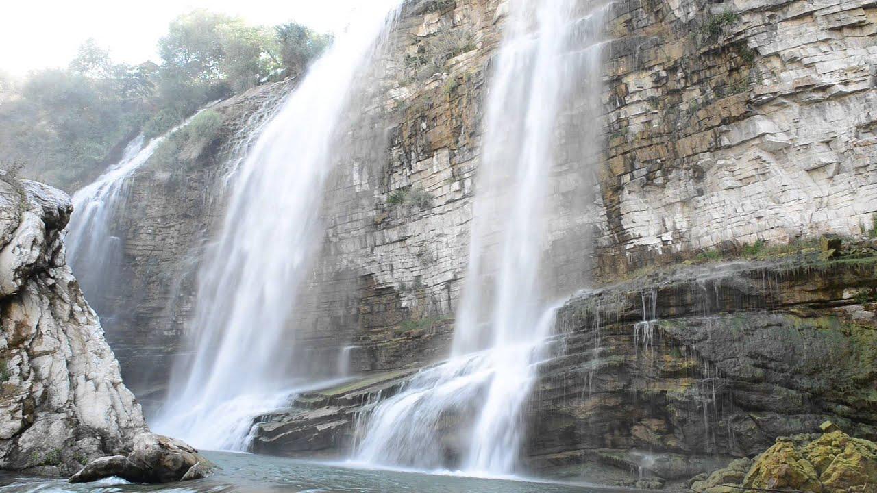 The Tortum Waterfalls