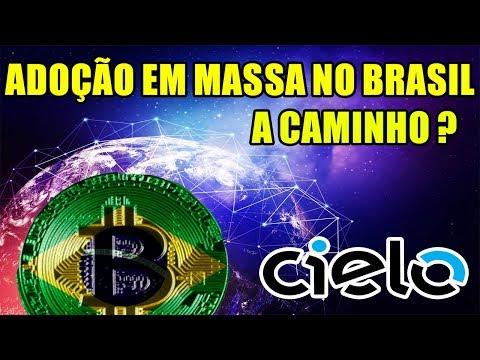 Adoção Em Massa Do Bitcoin No Brasil A Caminho? Cielo Faz Parceria Histórica!