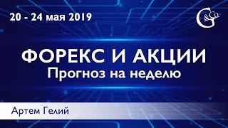 Прогноз форекс на неделю: 20.05.2019 – 24.05.2019