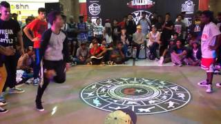 Freak N Stylz Crew Vs All For One Semi Finals Challenge Cup India 2014