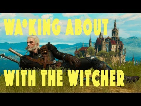 Wa*king About W/The Witcher : EPISODE 1