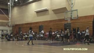 6'6 Julia Grey dominates at ScoutsFocus Elite 80 Girls in Atlanta!! Georgia Tech Freshman