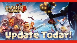 Christmas Clash of Clans Update Review!