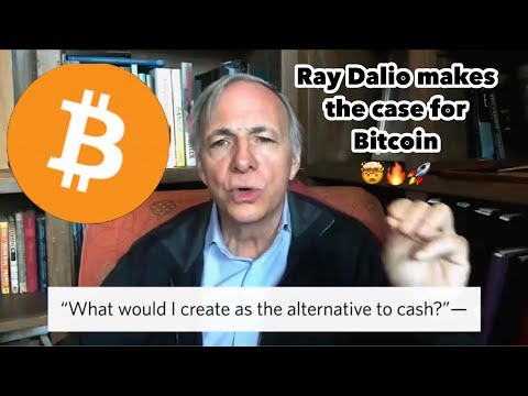 "Bitcoin: Ray Dalio ""Almost All Wealth"" Will Be Destroyed🤯 Makes The Case For Bitcoin🔥🚀"