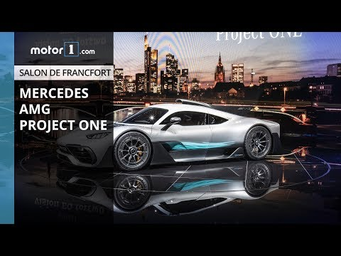 Mercedes-AMG Project One | Salon de Francfort 2017