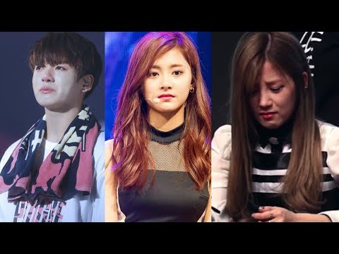 Reaction Kpop Idols With Rude Fans