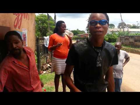 Face Powder The Poet & Comedian, maSteps emuZimbabwe - Mbare, Harare, Zimbabwe 2015
