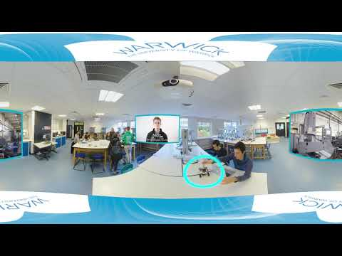 Warwick School of Engineering 360 Virtual Tour