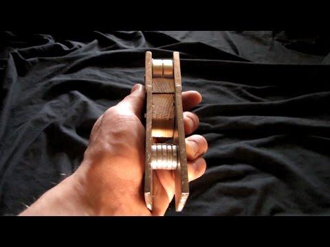 Permanent Magnet Switch   Magnet Tricks