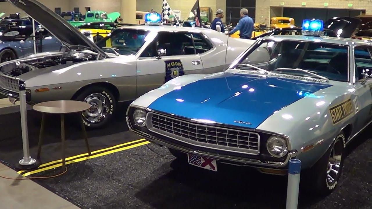 1972 Javelin Police Cars - YouTube