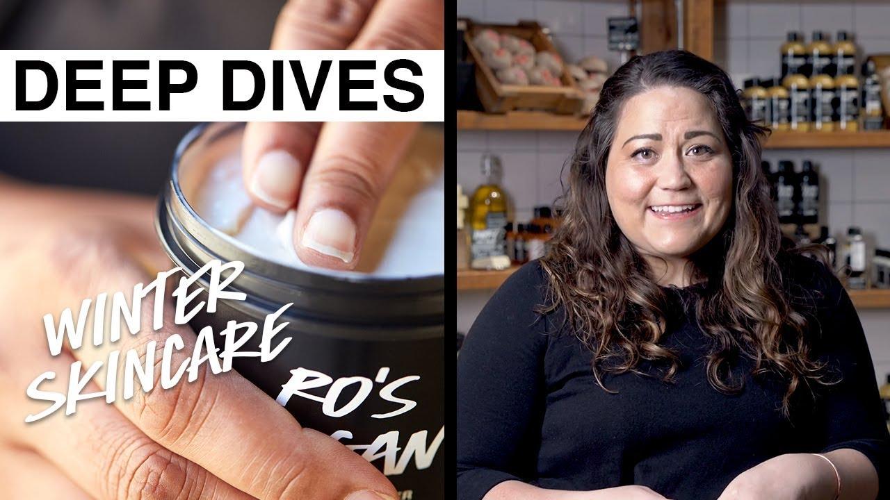 Lush Deep Dives: Winter skin survival guide