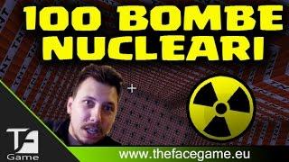 100 BOMBE ATOMICHE su MINECRAFT