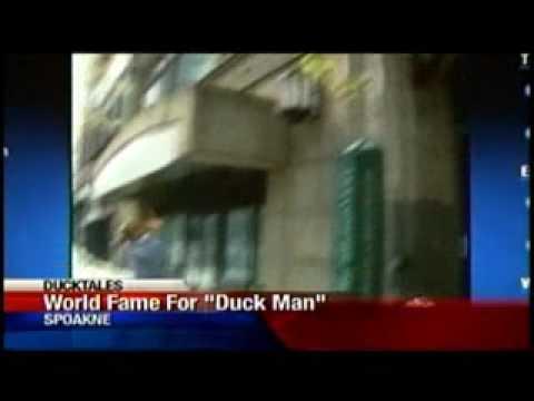 Spokane's Downtown Duck Tale goes global