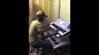 عزفي لاغنية محمد عبده لي ثلاث ايام-عبدالسلام