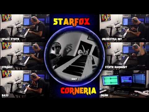 ✔ - STARFOX - CORNERIA (Cover)