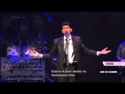 Mohammed Irfan Kishore Kumar Medley