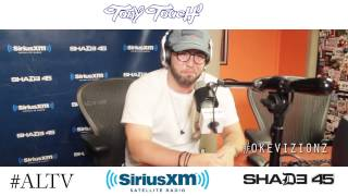 "Andy Mineo Freestyle On DJ Tony Touch's ""Toca Tuesdays"" Shade 45 Episode 9/8/15 #ALTV"