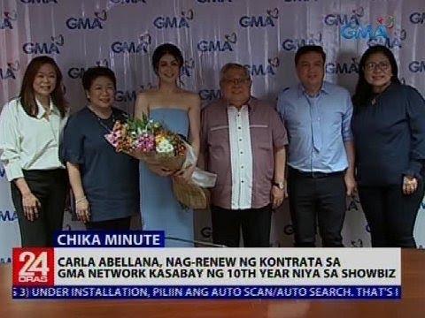 Carla Abellana, nag-renew ng kontrata sa GMA Network kasabay ng 10th year niya sa showbiz