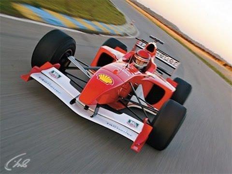 Тайная формула. Подготовка к итальянскому гран-при Формулы-1 в Монце