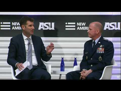 Air Force Vice Chief Speaks at Future of War Conference