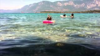 Marmaris İncekum -Mükemmel Bir Deniz- Kleopatra Plajının Hemen Karşısında.