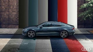 Audi - A7 - Footer Expand