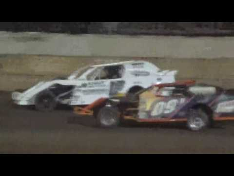 IMCA Sportmod Feature Shawano Speedway Shawano Wisconsin 4/22/17