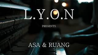 LYON - ASA & RUANG (Official Lyric Video)