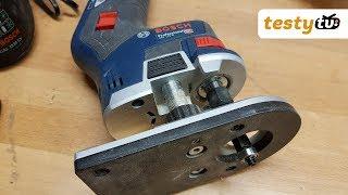 Bosch: GKF 12V-8 Professional cordless edge moulder