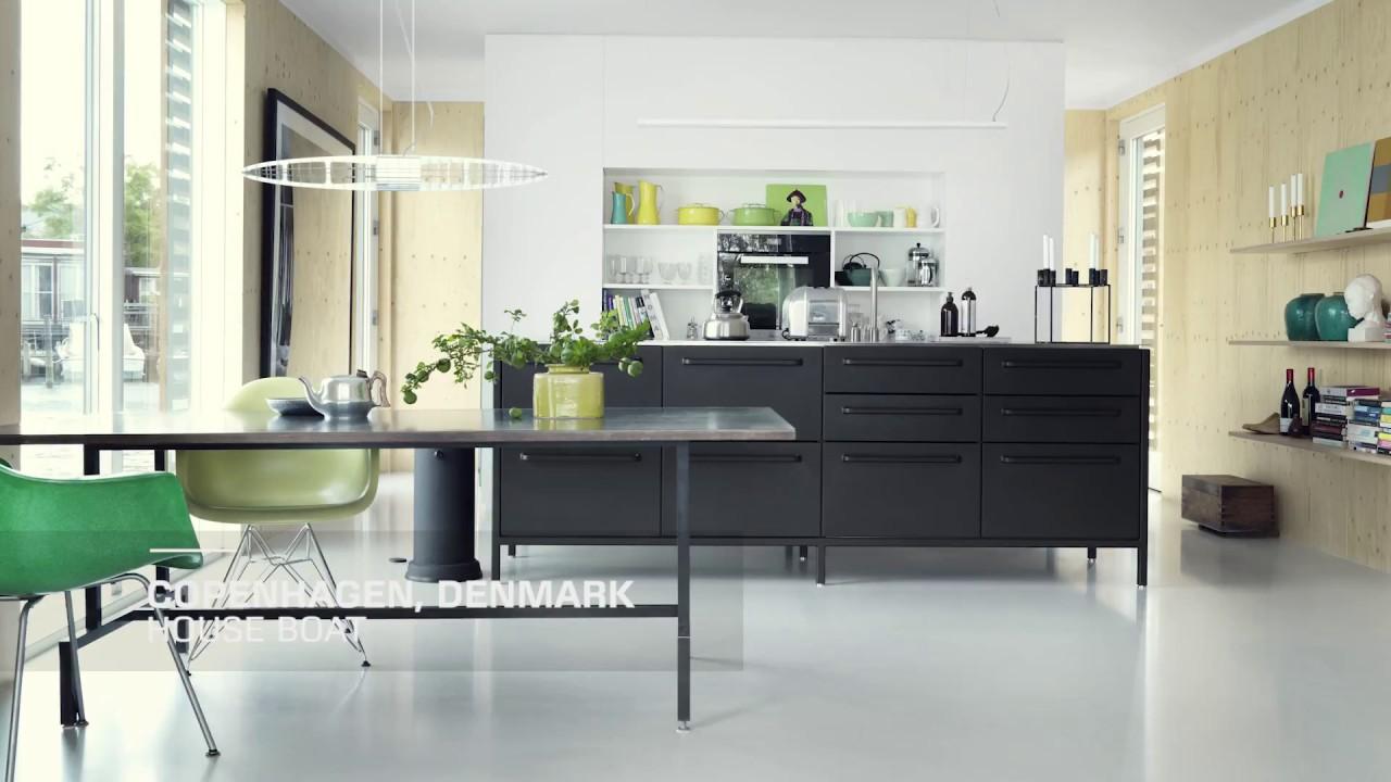 Keuken Van Vipp : The vipp kitchen youtube