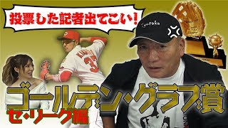 【セ・リーグ編】2019年プロ野球 ゴールデングラブ賞について語る!