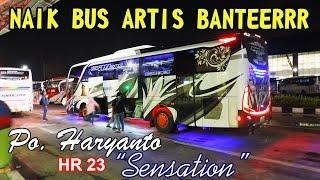 "Sejuta cerita untuk bisa menaiki Po Haryanto HR 23 ""Sensation"", dul..."