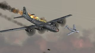 IL-2 1946, MiG Alley : Air patrol over northern territory
