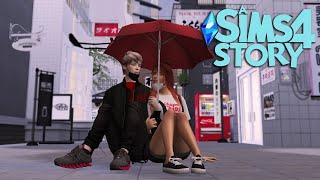 A QUARANTINE LOVE STORY | SIMS 4 |