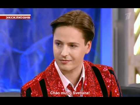 [Vietsub] Let Them Talk | Vitas - The First Interview