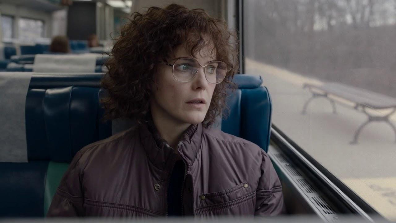 Download The Americans 6x10 - Train scene