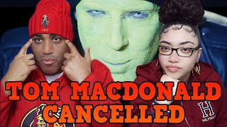 Leftist Reacts To Tom MacDonald CANCELLED Man Went OFF - مهرجانات