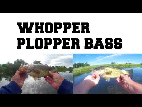 River2sea Whopper Plopper Bass Fishing in Nebraska